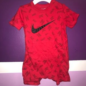 Infant Nike Jumpsuit